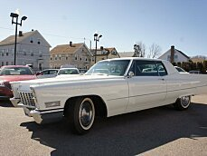 1967 Cadillac De Ville for sale 100741350