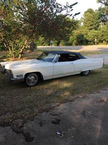 1967 Cadillac De Ville Clics for Sale - Clics on Autotrader