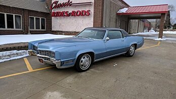 1967 Cadillac Eldorado for sale 100969962