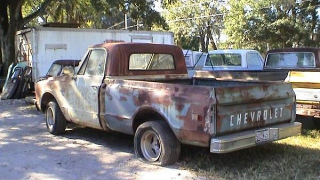 1967 Chevrolet C/K Truck for sale 100841356