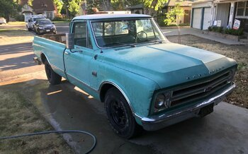 1967 Chevrolet C/K Truck Custom Deluxe for sale 101001310
