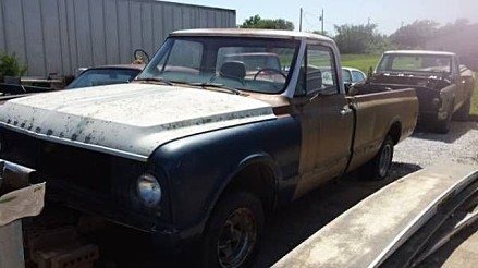 1967 Chevrolet C/K Truck for sale 100828395