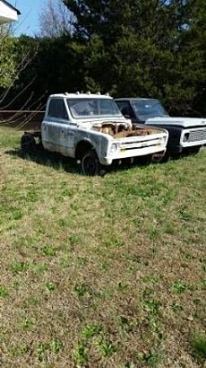 1967 Chevrolet C/K Truck for sale 100828655