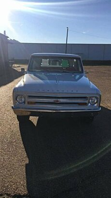 1967 Chevrolet C/K Truck for sale 100927640