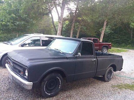1967 Chevrolet C/K Truck for sale 100961896