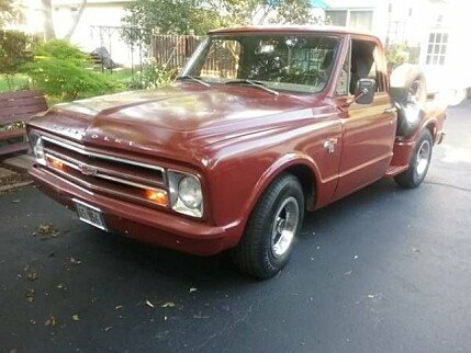 1967 Chevrolet C/K Truck for sale 101028931