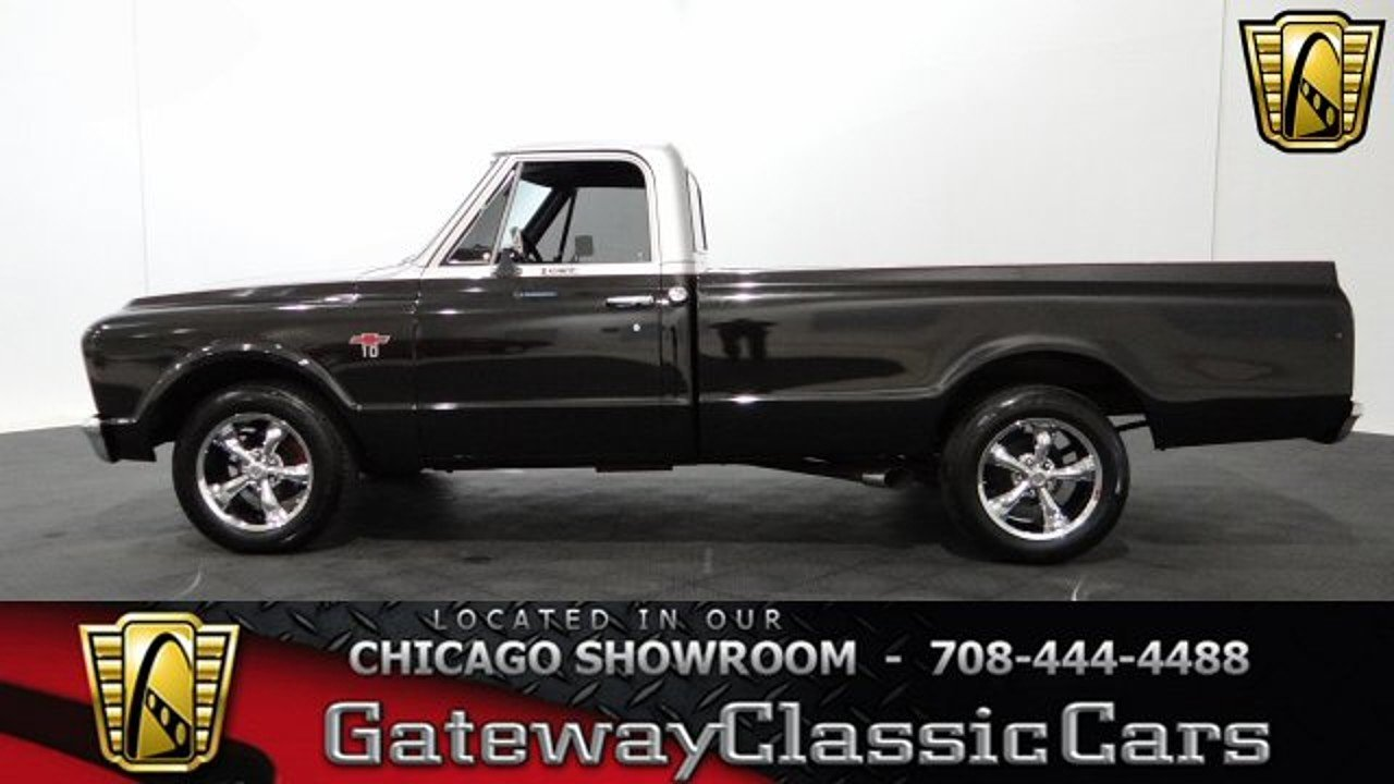1967 Chevrolet C/K Trucks for sale 100838355