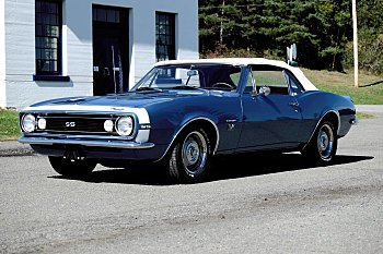 1967 Chevrolet Camaro for sale 101047135