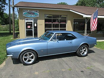 1967 Chevrolet Camaro for sale 100890150