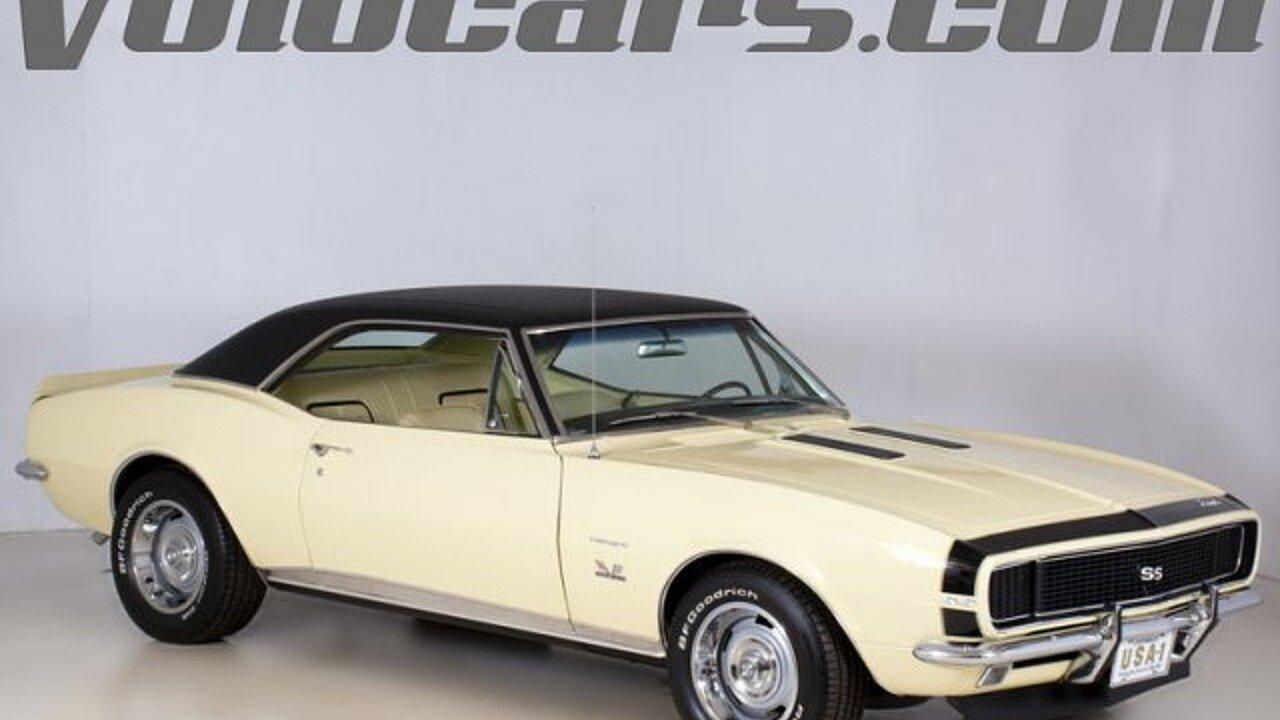1967 Chevrolet Camaro for sale near Volo, Illinois 60073 ...