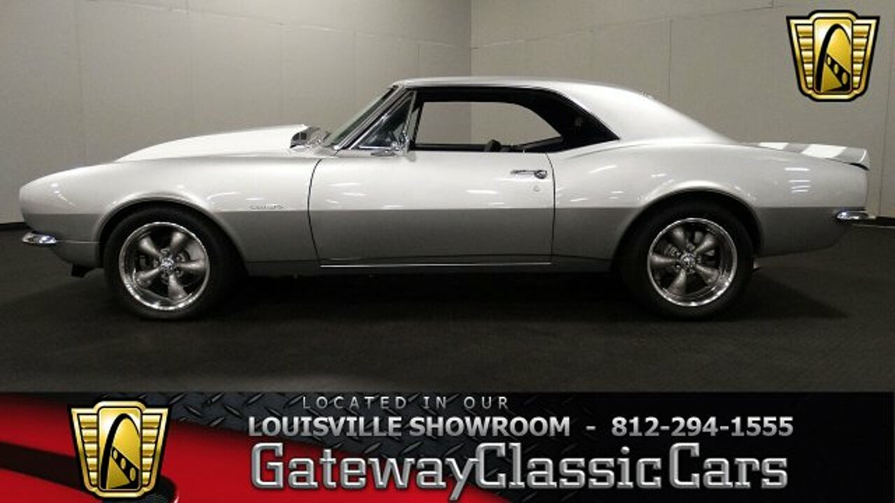 1967 Chevrolet Camaro for sale 100919978