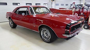 1967 Chevrolet Camaro RS for sale 100926894