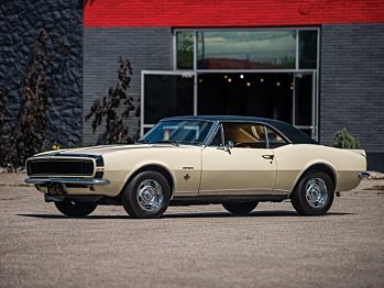 1967 Chevrolet Camaro for sale 101007662