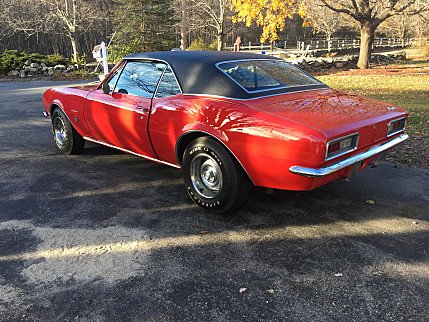 1967 Chevrolet Camaro Coupe for sale 100916575
