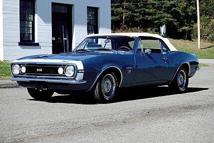 1967 Chevrolet Camaro for sale 101047135
