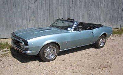 1967 Chevrolet Camaro for sale 100745878