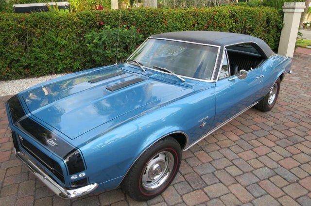 1967 Chevrolet Camaro Classics For Sale Classics On