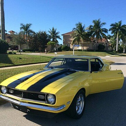 1967 Chevrolet Camaro for sale 100867467