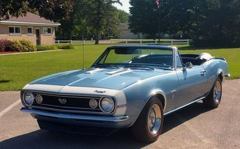 1967 Chevrolet Camaro for sale 100895048