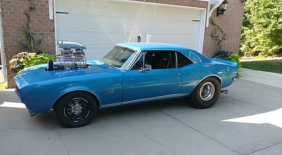1967 Chevrolet Camaro SS Coupe for sale 100983910