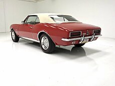 1967 Chevrolet Camaro for sale 101008193