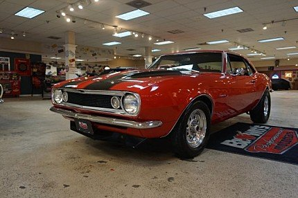 1967 Chevrolet Camaro for sale 101016757