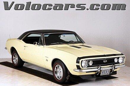 1967 Chevrolet Camaro for sale 101027656