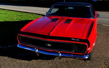 1967 Chevrolet Camaro SS Coupe for sale 101064032