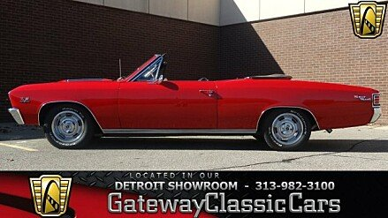 1967 Chevrolet Chevelle for sale 100739080