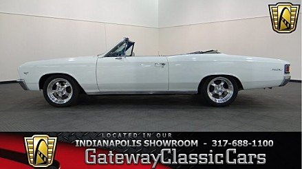 1967 Chevrolet Chevelle for sale 100758505