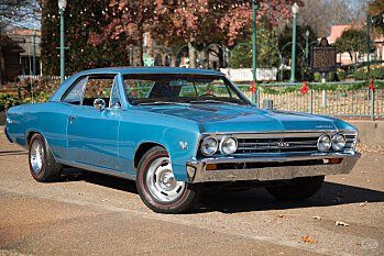 1967 Chevrolet Chevelle for sale 100768271