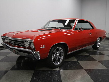 1967 Chevrolet Chevelle for sale 100778489