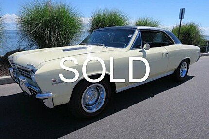 1967 Chevrolet Chevelle for sale 100782599