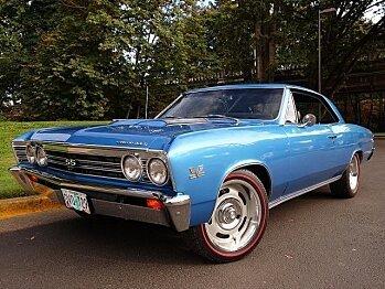 1967 Chevrolet Chevelle for sale 100798321