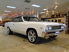1967 Chevrolet Chevelle for sale 100818021
