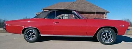 1967 Chevrolet Chevelle for sale 100828400