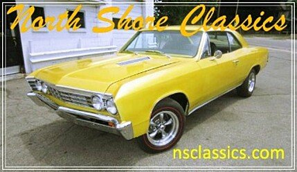 1967 Chevrolet Chevelle for sale 100840690