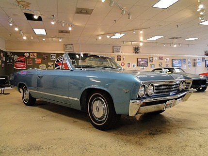 1967 Chevrolet Chevelle for sale 100847683