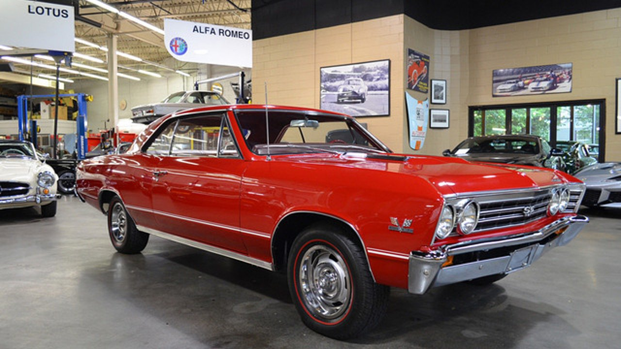 1967 Chevrolet Chevelle for sale 100889670