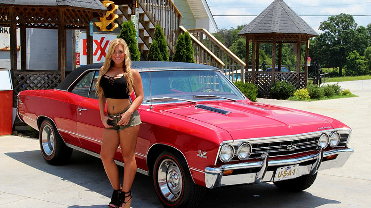 1967 Chevrolet Chevelle for sale 100769478