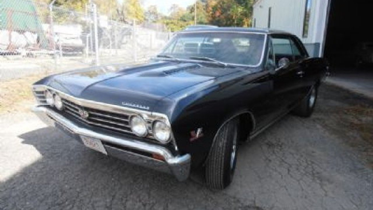 1967 Chevrolet Chevelle SS for sale 100881446