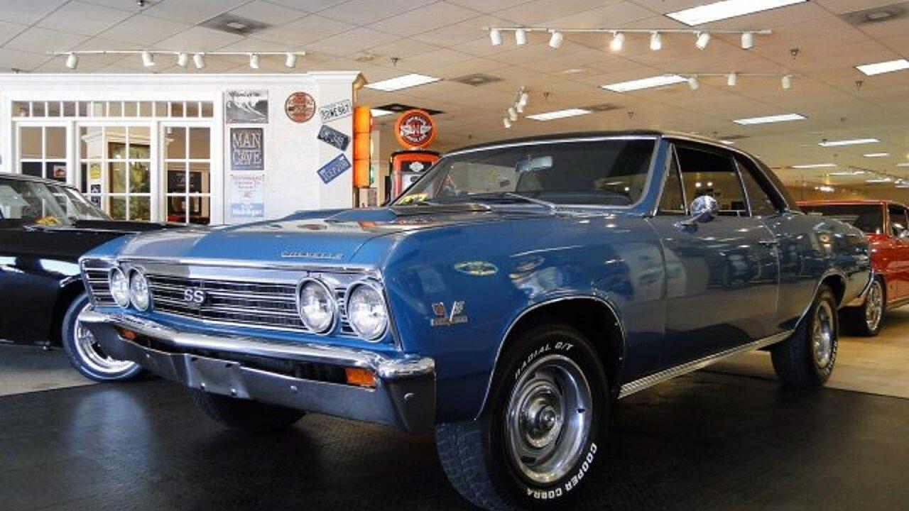 1967 Chevrolet Chevelle for sale near Glen Burnie, Maryland 21061 ...