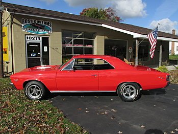 1967 Chevrolet Chevelle for sale 100923415