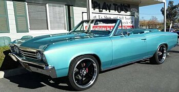 1967 Chevrolet Chevelle for sale 100927125