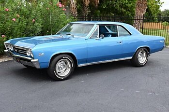 1967 Chevrolet Chevelle for sale 100943159