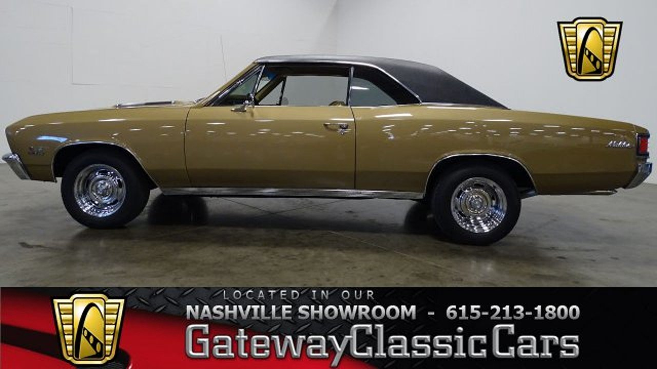 1967 Chevrolet Chevelle for sale 100965142