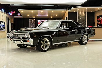 1967 Chevrolet Chevelle SS for sale 100975889