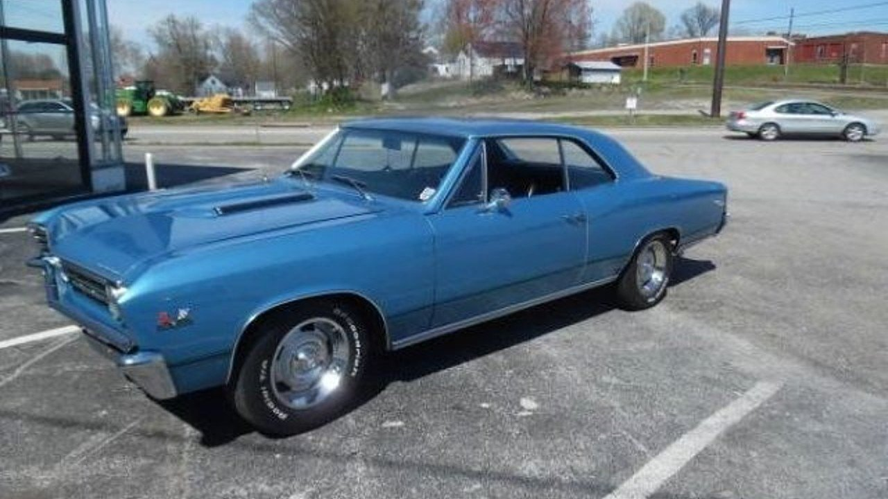 1967 Chevrolet Chevelle SS for sale 100978886