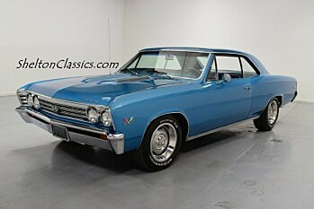 1967 Chevrolet Chevelle for sale 100991122