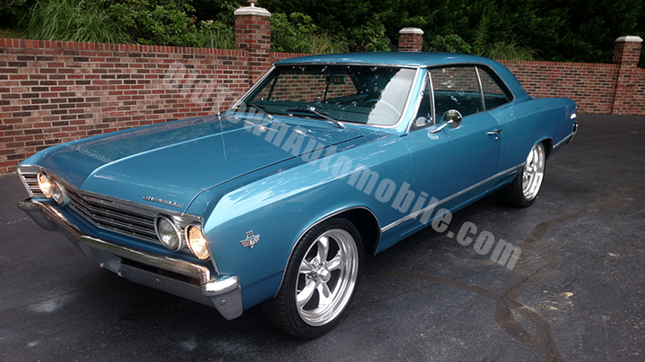 1967 Chevrolet Chevelle for sale near Huntingtown, Maryland 20639 ...